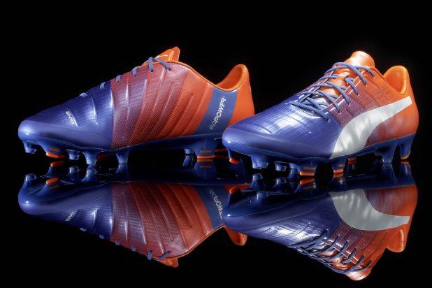 Blue Orange Puma evoPOWER 1.3 Autumn