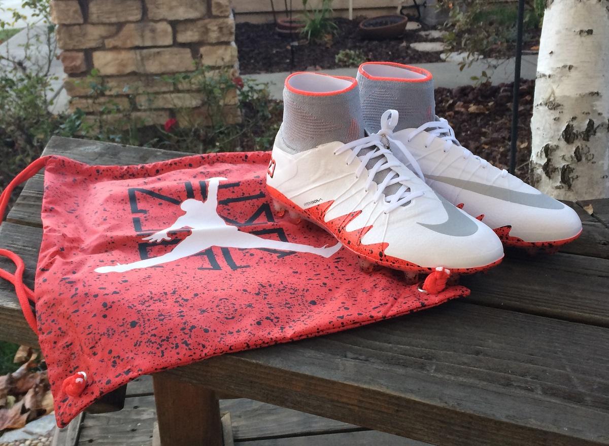 feba8f11c Introducing the Nike Hypervenom njr x Jordan