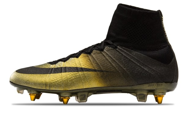 2015 Mercurial Superfly IV Ballon d'Or