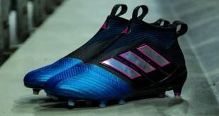 Blue adidas Purecontrol