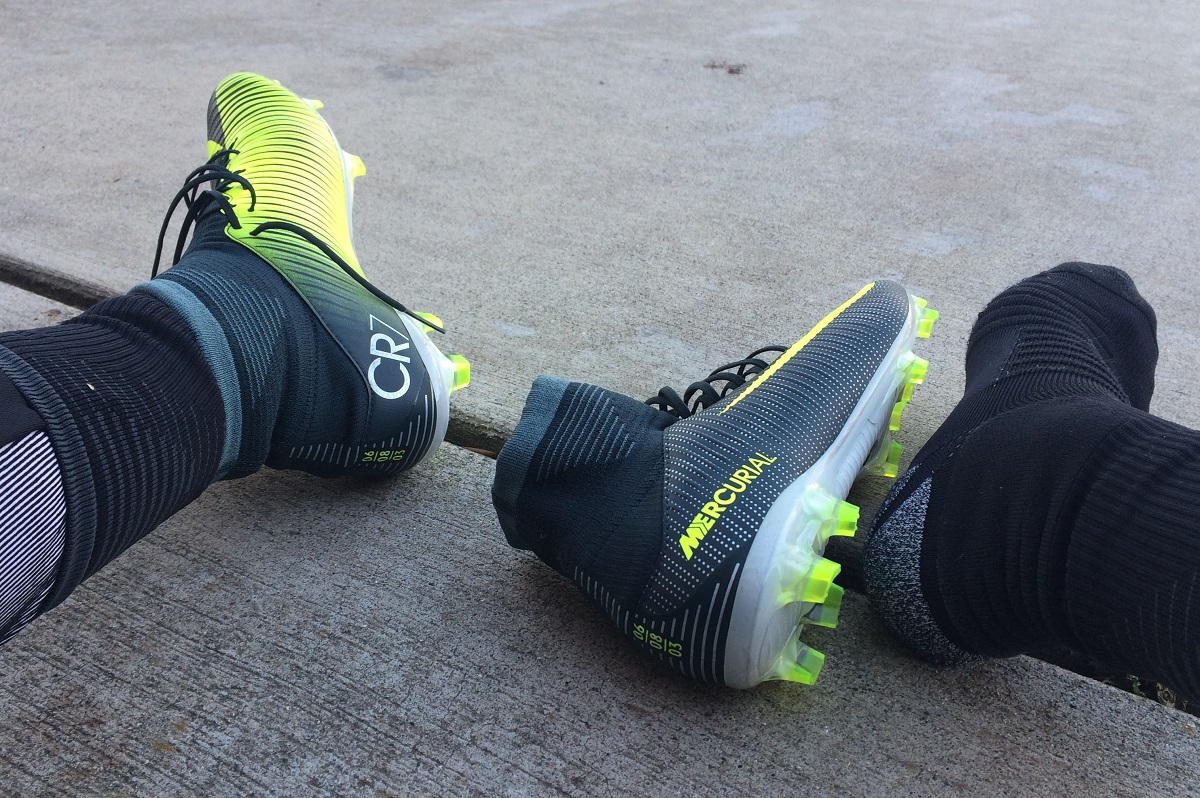 60cf1ac3d0e Nike Mercurial Veloce III DF CR7 - Complete Boot Review   Soccer ...