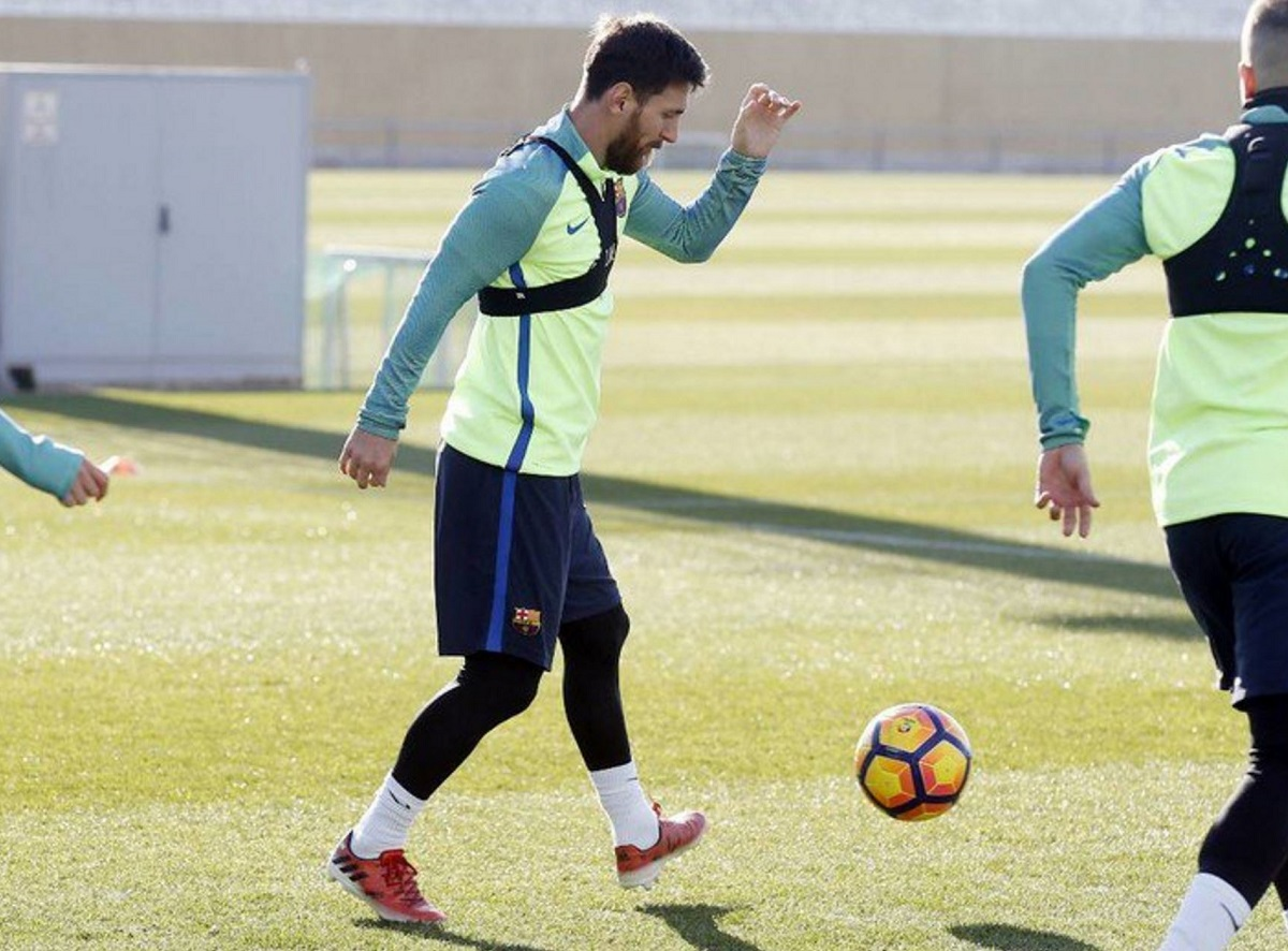 33cf152513e2c What Boot is Lionel Messi Actually Wearing Right Now?   Soccer ...