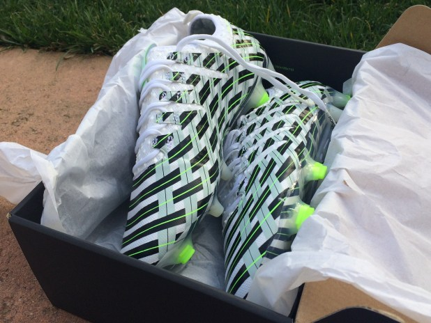 Puma evoPOWER Vigor Camo Unboxing
