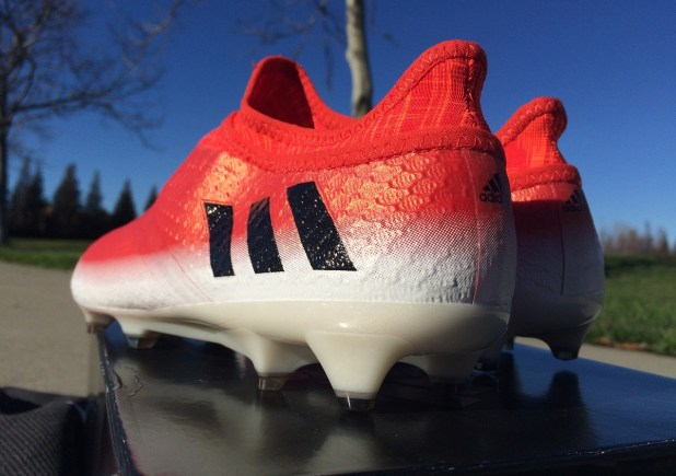 Red Limit adidas Messi Pureagility Profile