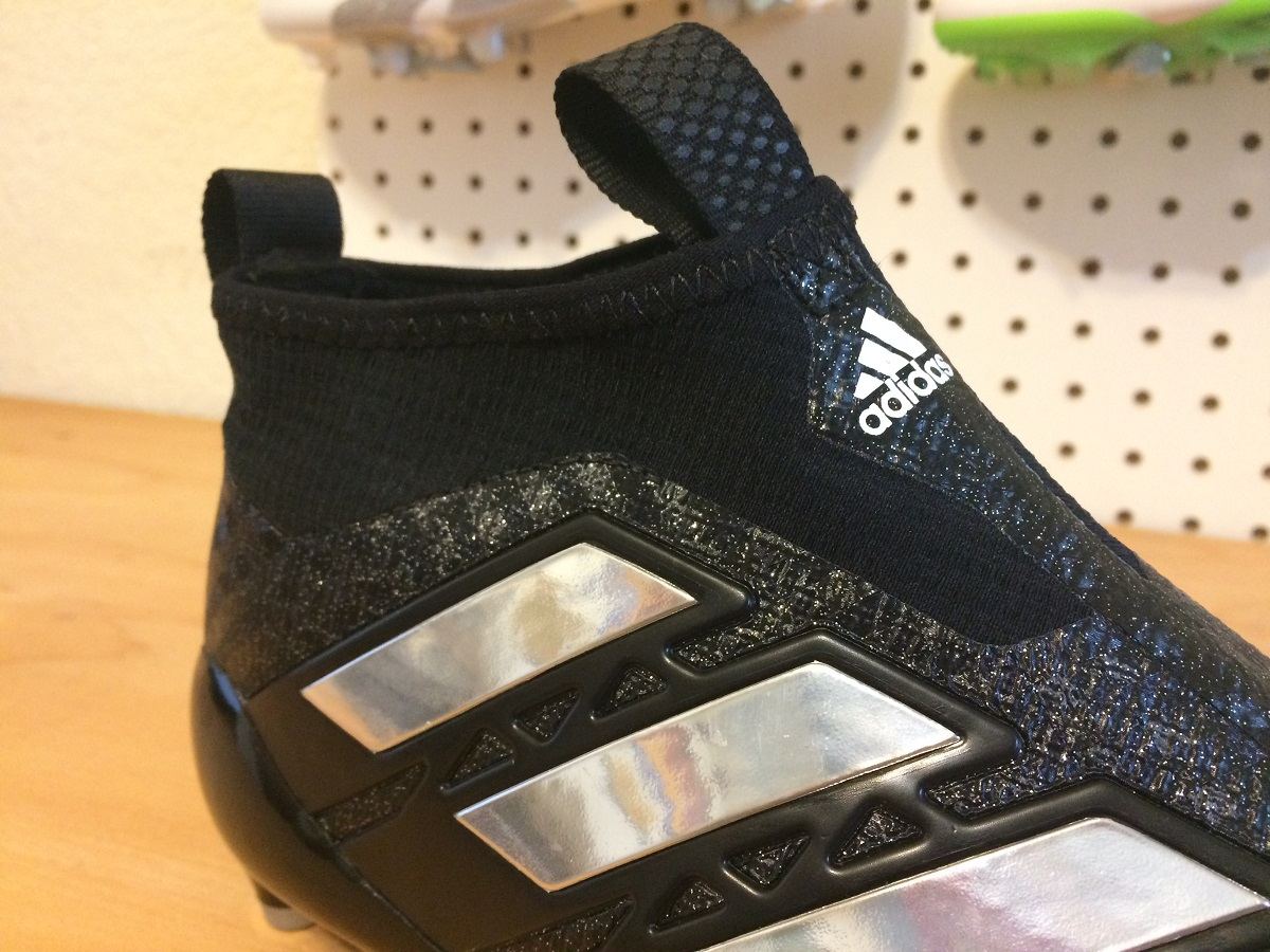 1052d43c4ec1 adidas Ace17+ PURECONTROL Checkered Black Ankle Lining