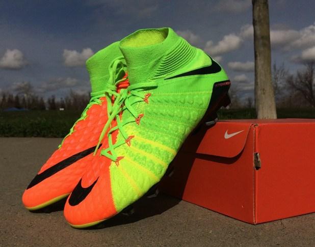Nike Hypervenom Phantom DF Unboxing