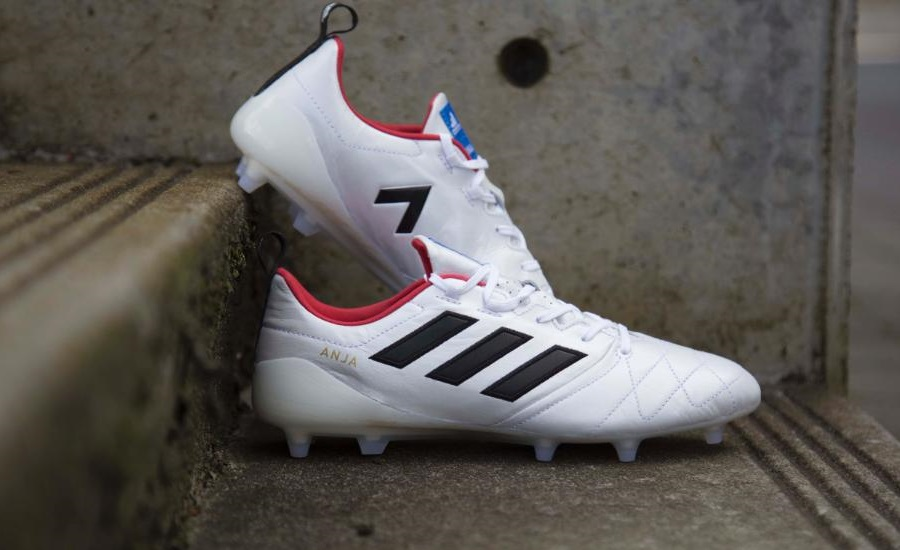 adidas has added a new boot to the Women s Limited Collection with the  release of ACE 17.1 ANJA. Named after the first-ever women s soccer boot f3b7d78189