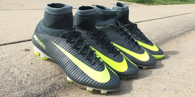 How Nike Has Added DF Across the CR7 Mercurial Line-Up