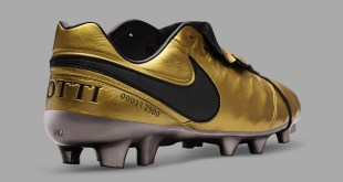 Gold Totti Tiempo Legend Available