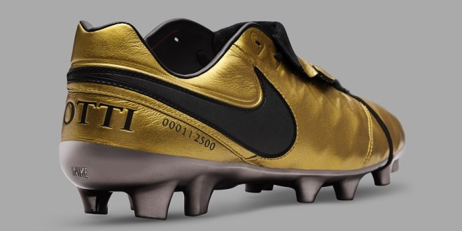 Nike Tiempo Legend SE Totti X Roma – Now Available!