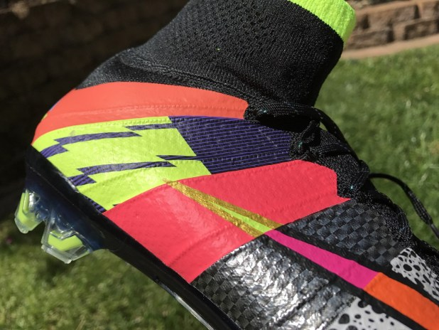 Up Close With What The Mercurial