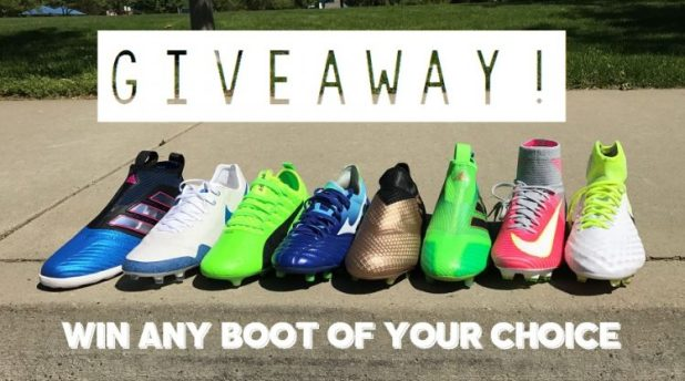 4040a71a0 GIVEAWAY – Win ANY Pair of Boots In Your Chosen Size!