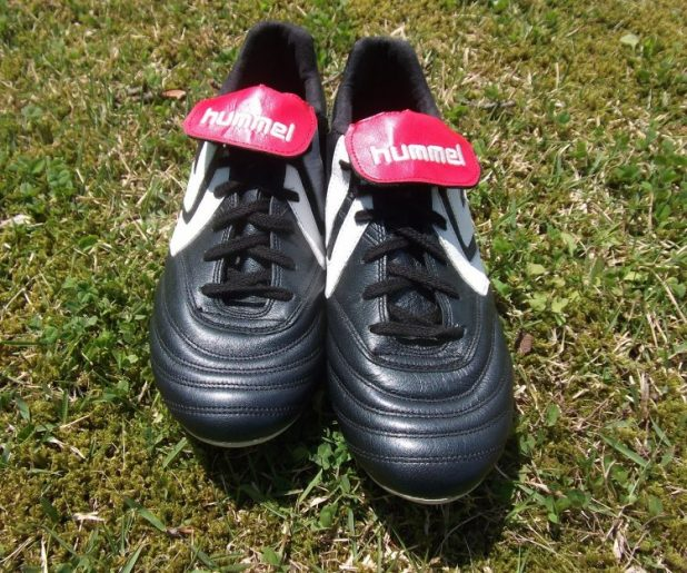 Hummel Professional Leather Soccer Cleat