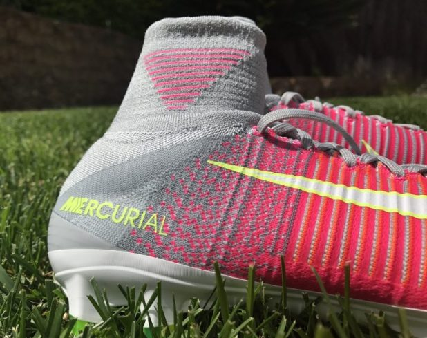 Nike Mercurial Superfly Womens Motion Blur Collar