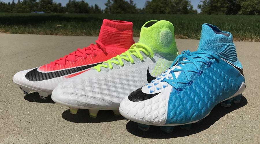 nike low cut football boots