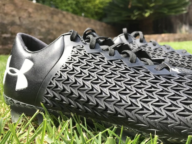 UA Clutchfit 3.0 3D Side Profile
