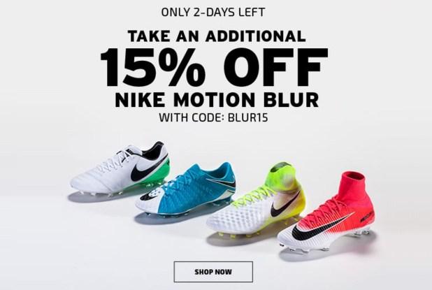 Nike Motion Blur Pack Flash Sale