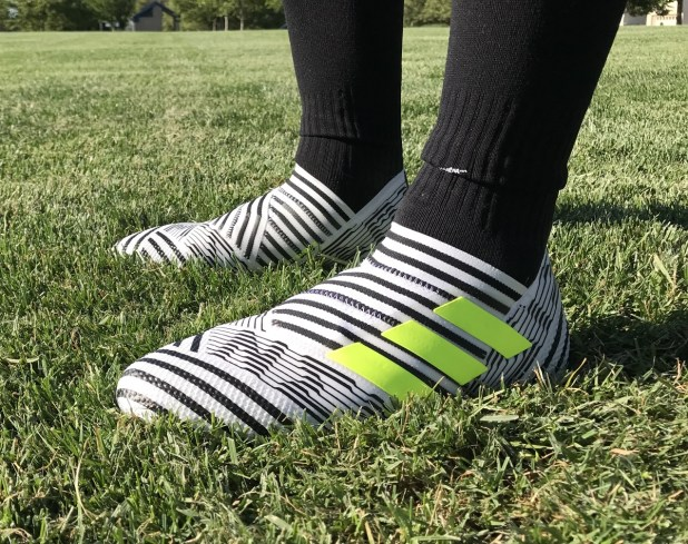 adidas Nemeziz 17+ On Foot
