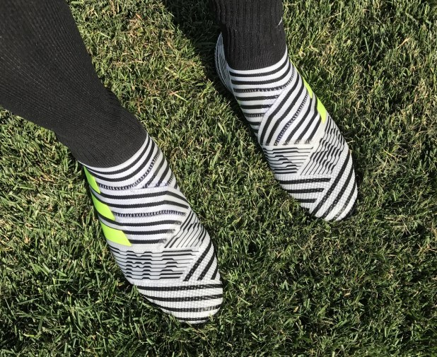 adidas Nemeziz 17+ Reaction
