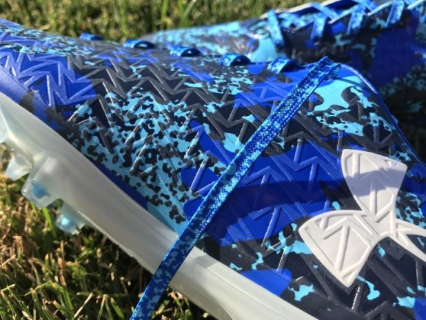 Clutchfit Force Aquaflage Camo Laces