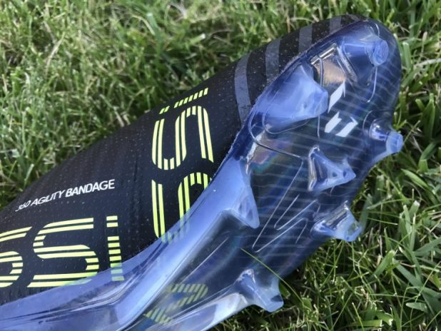 Messi Nemeziz Sprintframe Up Close