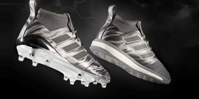 "adidas Release Limited Edition ACE 17.1 ""Metallic Control"""