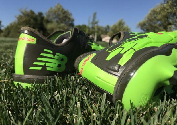 Energy Lime New Balance Visaro Heel