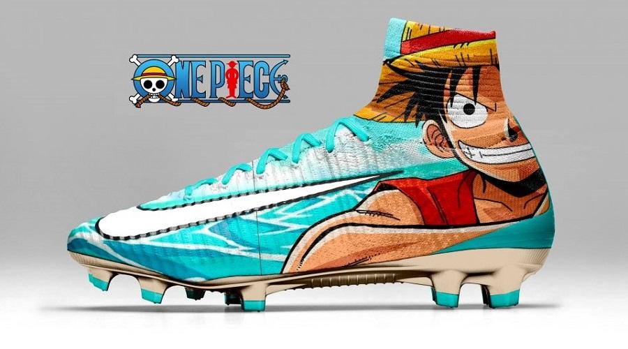 Graphic UNTD Nike Mercurial Manga