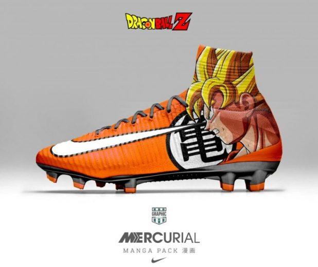 Nike Mercurial Manga DBZ