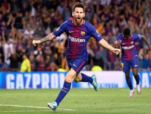 Messi adidas Nemeziz Goal