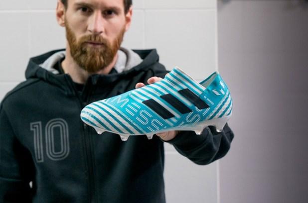 Second adidas Messi Nemeziz