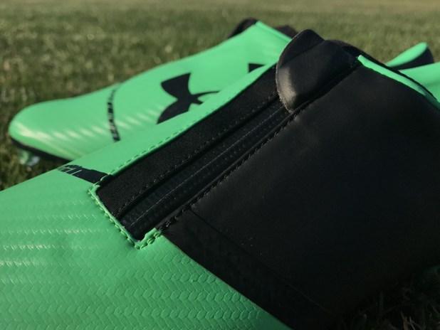 Ua Spotlight Zipper Boots Hidden