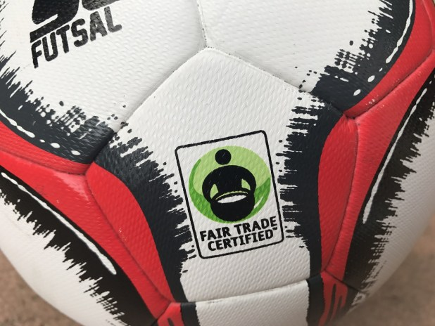 Senda Vitoria Fair Trade Futsal