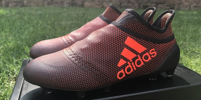 "adidas X17+ Purespeed ""Pyro Storm"" – Feature Review"