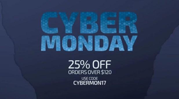 Cyber Monday Sale 2017