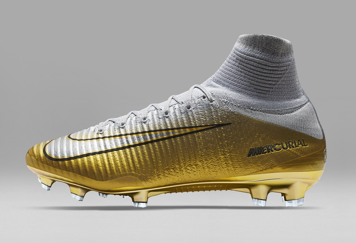 size 40 f9b78 5e03d Mercurial Superfly CR7 Quinto Triunfo Side Profile | Soccer ...