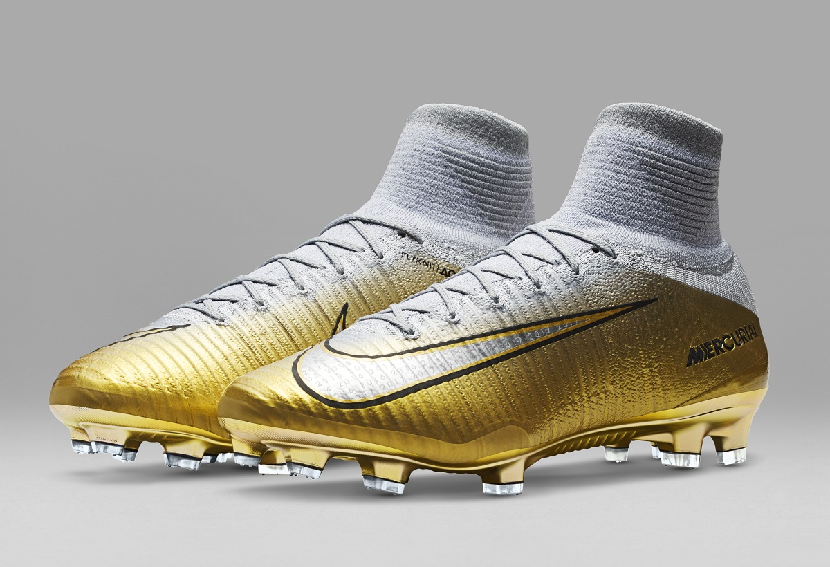 new design look for official photos Nike Mercurial Superfly CR7