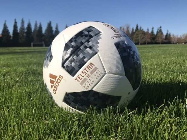 Telstar18 World Cup Soccer Ball