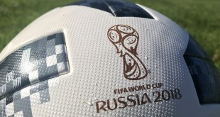 World Cup 2018 Ball Featured