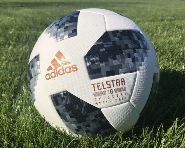 adidas Telstar Official Match Ball 2018