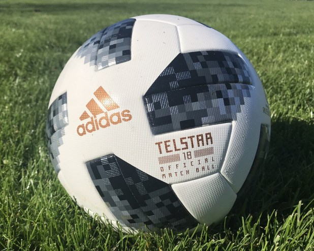adidas Telstar Official Match Ball 2018
