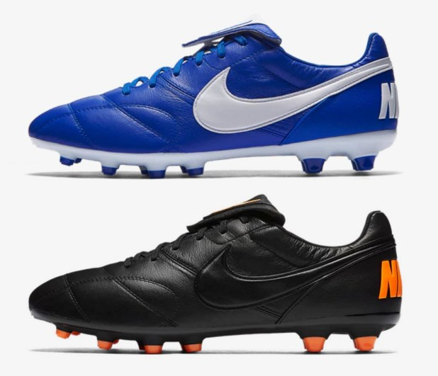 Latest Nike Premier II Colorways