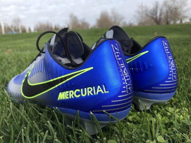 Mercurial Puro Fenomeno NJR Heel