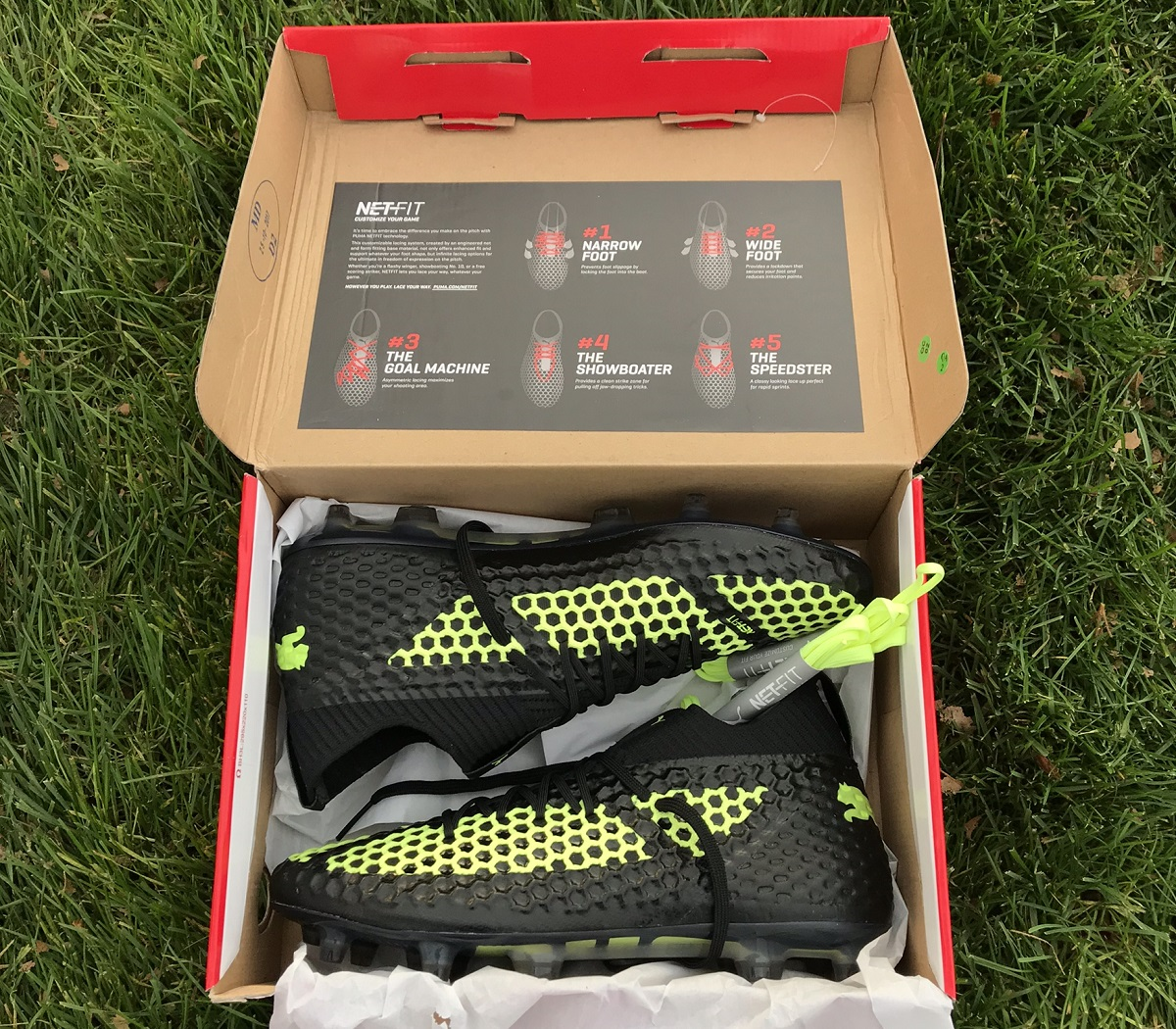 Puma FUTURE 18.1 Boot Review | Soccer Cleats 101