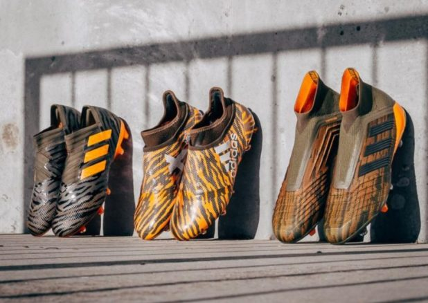 adidas Lone Hunter Pack Released