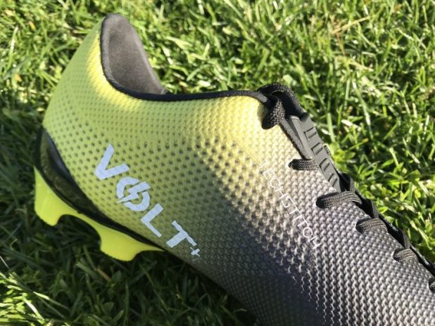 Concave Volt+ TECHSTITCH Upper Material