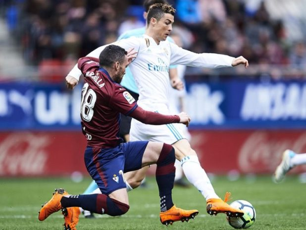 Cristiano Ronaldo 4 Goals