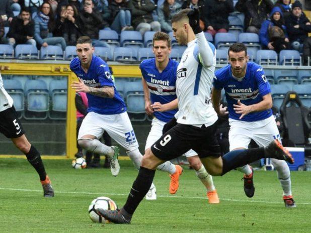 Mauro Icardi 4 Goals