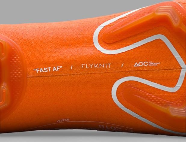 Nike Mercurial Vapor360 x Virgil Abloh Soleplate