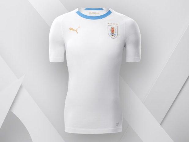 Puma Uruguay All White